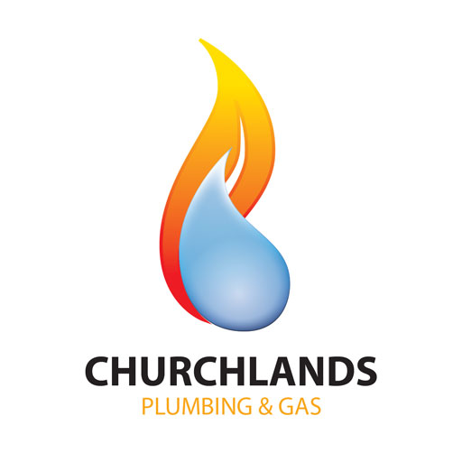 Churchlands Plumbing Logo 512